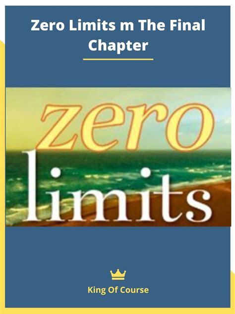 @ Zero Limits - The Final Chapter.