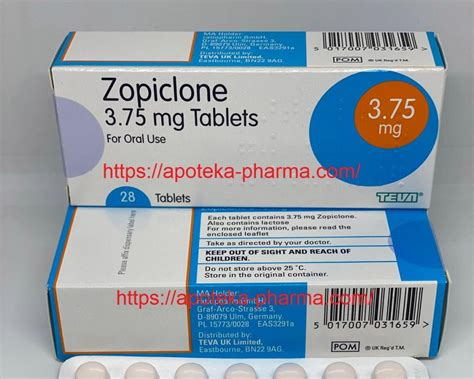 [pdf] Zopiclone 3 75mg And 7 5mg Tablets - Medicines.