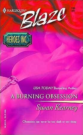 Read Books A Burning Obsession Online