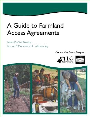 Contingency Lawyer Vancouver Bc A Guide To Farmland Access Agreements