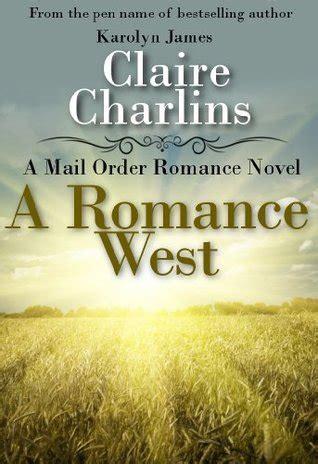 Read Books A Romance West Online
