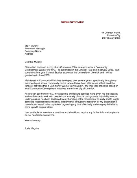 A Sample Resume Cover Letter Resume Cover Letter Examples Get Free Sample Cover Letters
