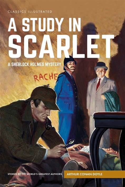 Read Books A Study In Scarlet: A Sherlock Holmes Murder Mistery Online