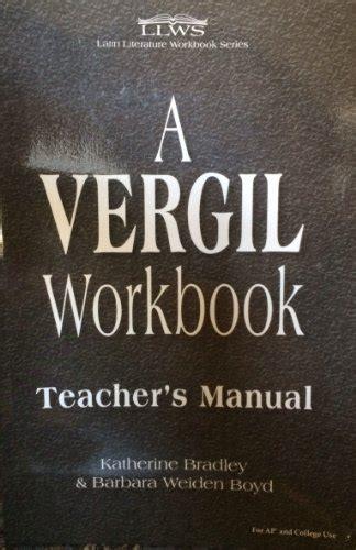Read Books A Vergil Workbook Online
