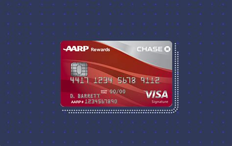 Aarp Credit Card Chase Visa