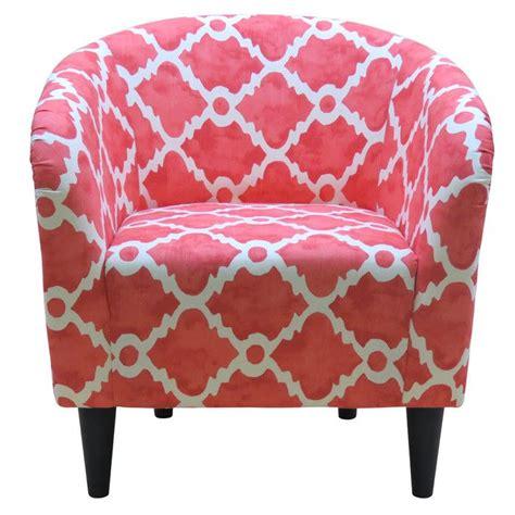 Abadou Premier Madrid Barrel Chair