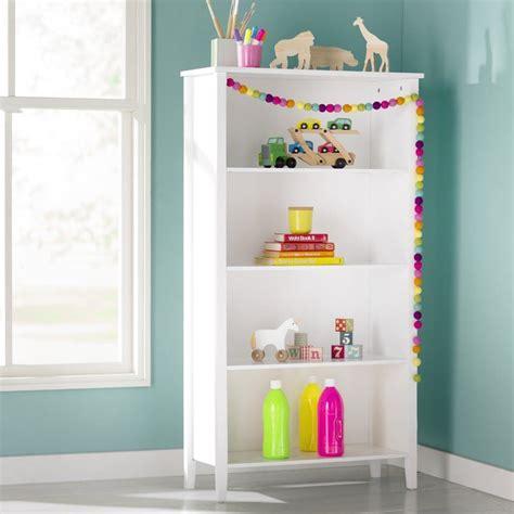 Abbie 4 Tier Standard Bookcase