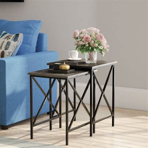 Abbottsmoor 2 Piece Nesting Tables