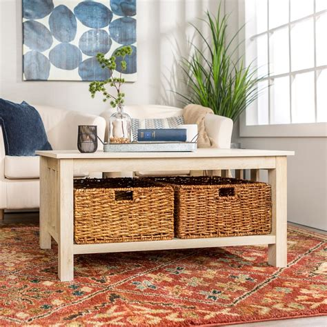 Abbottsmoor End Table With Storage