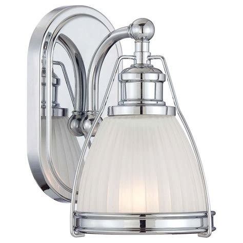 Abdou 1-Light Bath Sconce