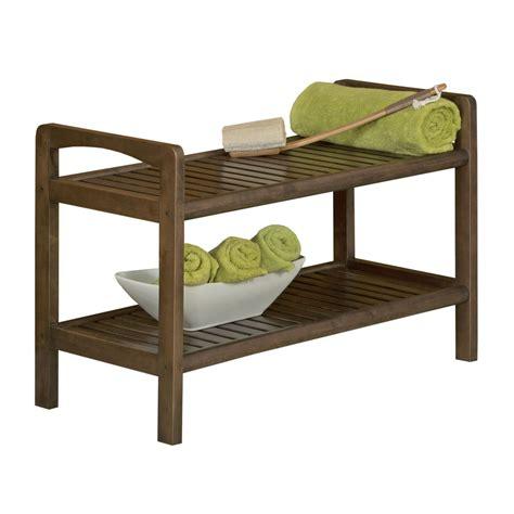 Abingdon Solid Wood Storage Bench