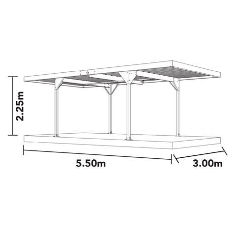 Absco Carport Plans