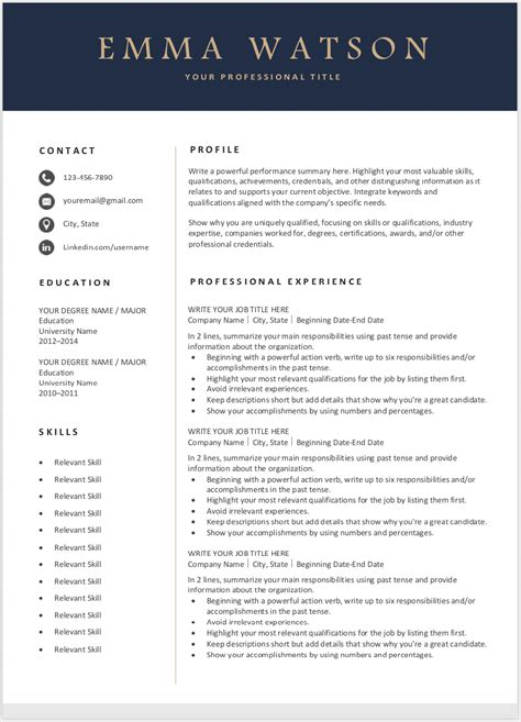 absolutely free printable resume templates a sample of your resume - Absolutely Free Resume Templates