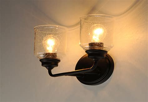 Acadia 2-Light Vanity Light