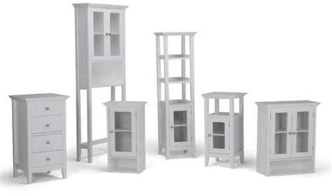 Acadian Floor Storage 14.97 W x 30.04 H Cabinet