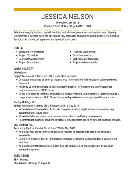 Accounting Jobs Resume Writing Accounting Resume And Cover Letter Center Accountant Jobs