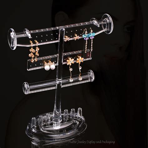 acrylic jewelry stands