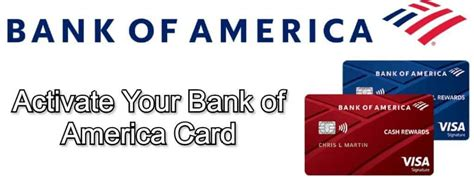 Activate My Credit Card Bank Of America Bank Of America 2500 In Branch Business Checking Bonus