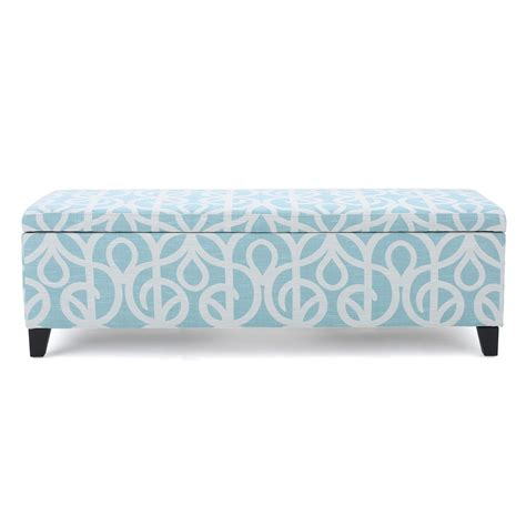 Adair Upholstered Storage Bench