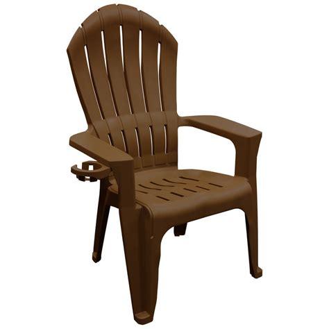 Adams Plastic Adirondack Chairs