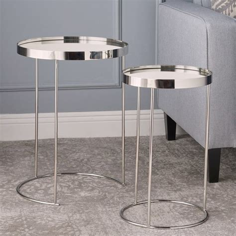Adcock 2 Piece Nesting Tables