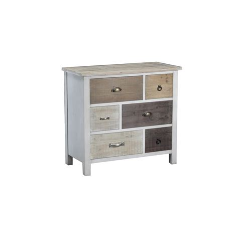 Addison 6 Drawer Accent Cabinet