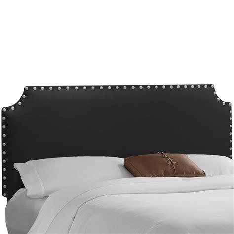 Adelia Upholstered Panel Headboard