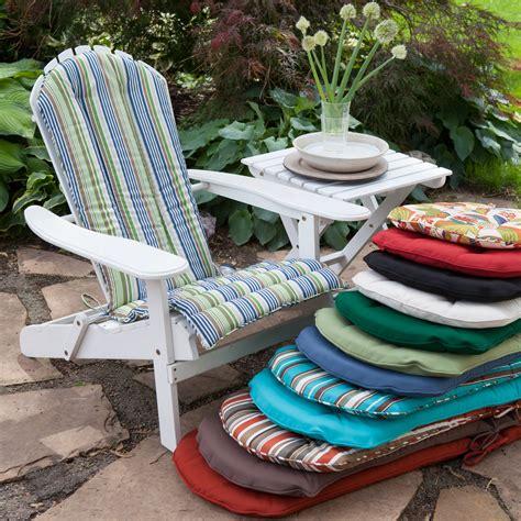 Adirondack Chair Cushion Sewing Pattern