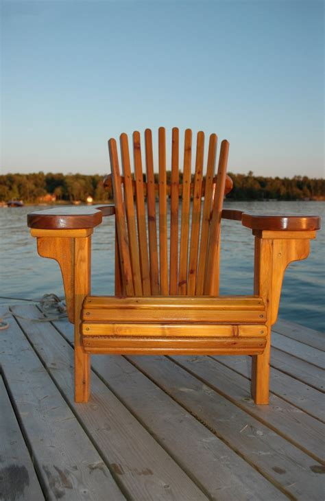 Adirondack Chair Full Size Plans