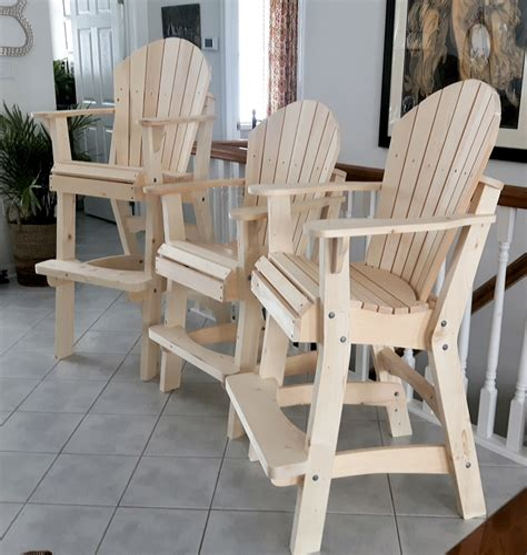 Adirondack Chair Plans Tall
