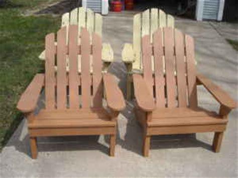 Adirondack Chairs Craigslist