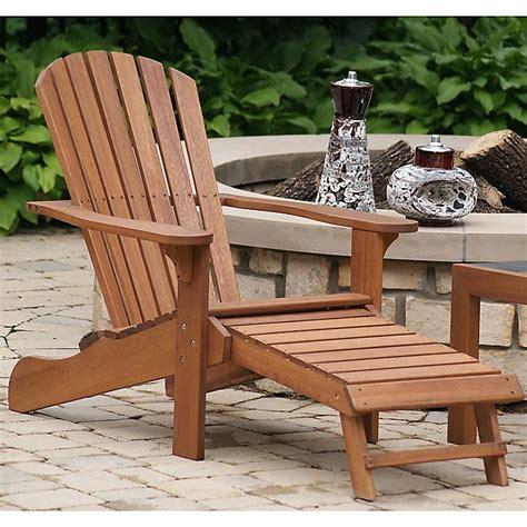 Adirondack Chairs Eucalyptus