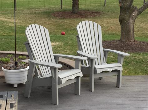 Adirondack Chairs For Patio
