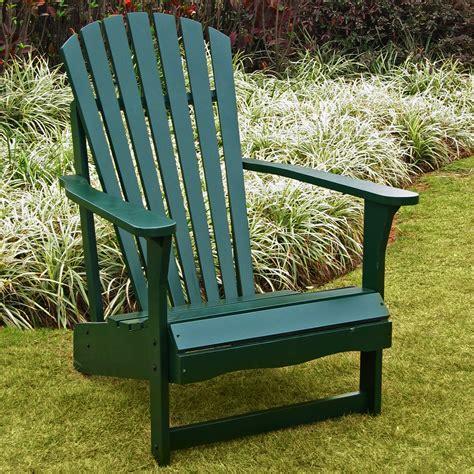 Adirondack Chairs Hunter Green