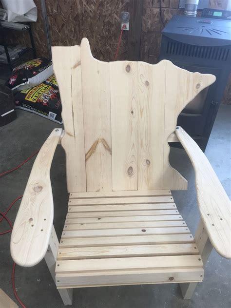 Adirondack Chairs In Baxter Minnesota