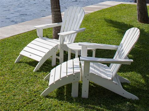 Adirondack Chairs Recycled Materials