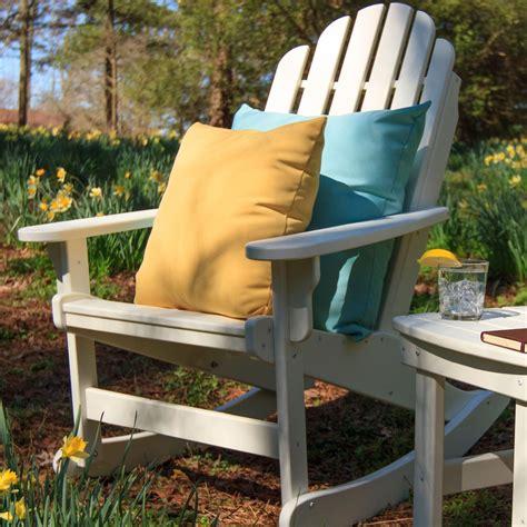 Adirondack Chairs Warranty