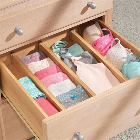 Adjustable Dress Drawer Organizer