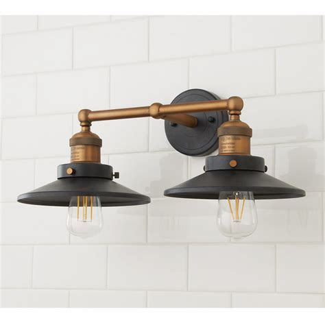 Adriano 2-Light Vanity Light
