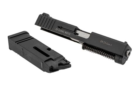 Glock-19 Advantage Arms Glock 19 Conversion Kit.
