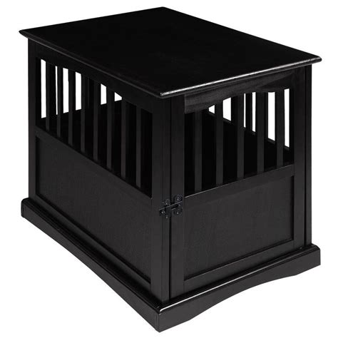 Agatha Pet Crate End Table