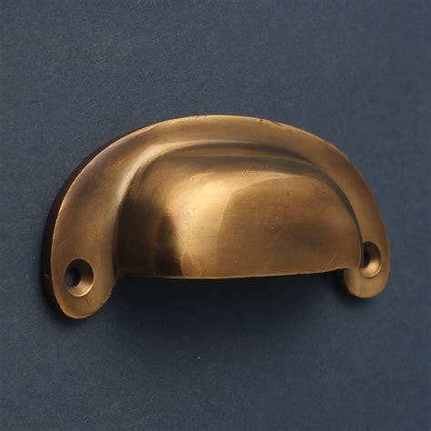 Brass Aged Brass Pulls.