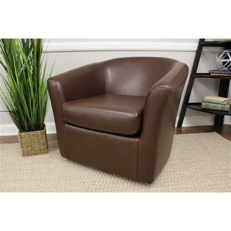 Agee Swivel Barrel Chair
