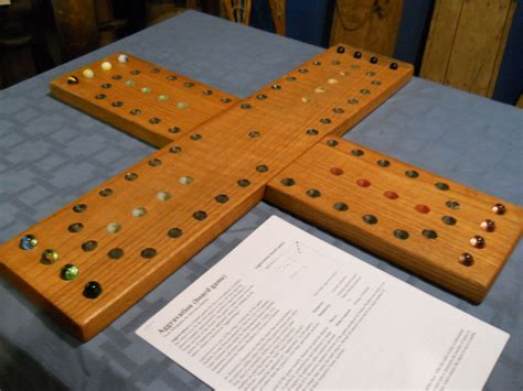 Aggravation Board Game Plans