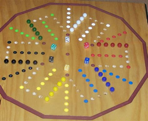 Aggravation Game Template
