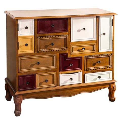Ailbe 9 Drawer Accent Cabinet