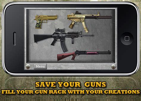 Gun-Builder Airsoft Gun Builder App.