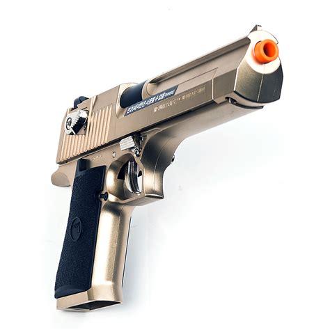 Desert-Eagle Airsoft Gun Desert Eagle Gold.