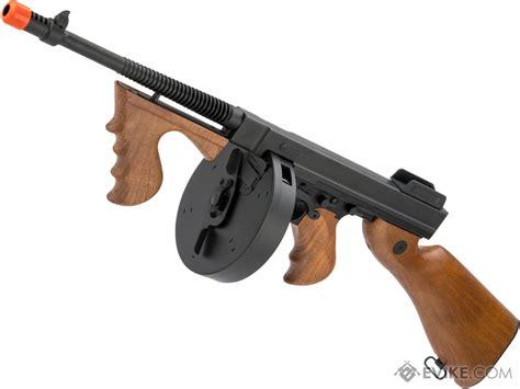 Tommy-Gun Airsoft Tommy Gun Evike.