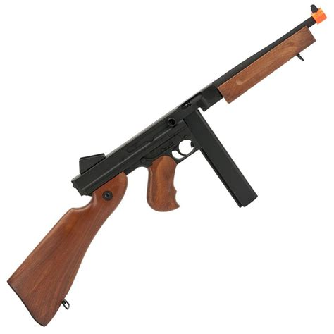 Tommy-Gun Airsoft Tommy Gun For Sale.